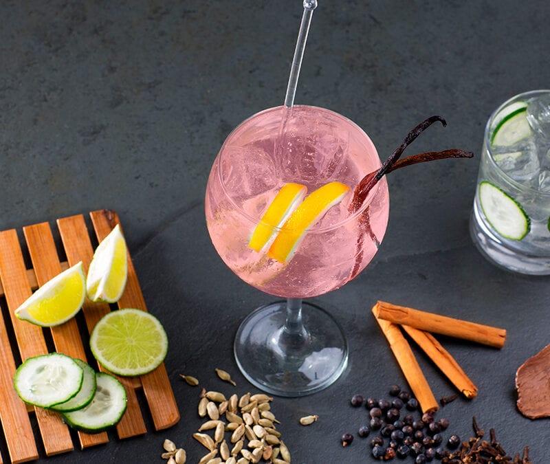 Aromatic Gin & Tonic