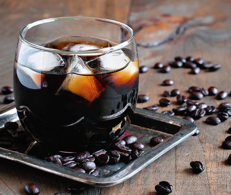 Espresso Old Fashioned