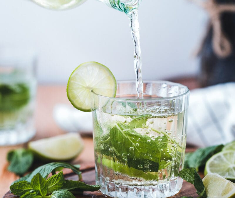 Mediterranean Gin & Tonic