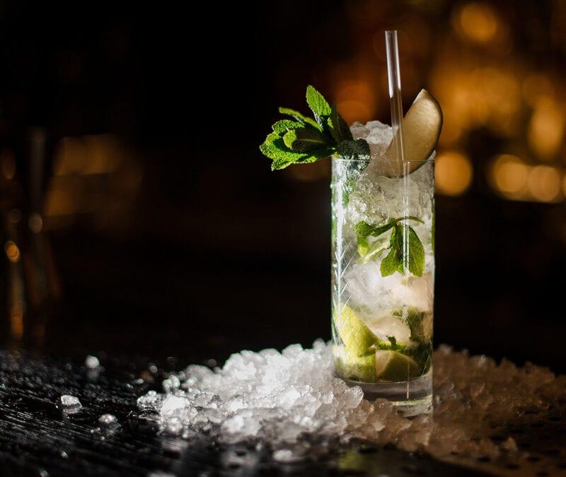 Vodka Caipirinha