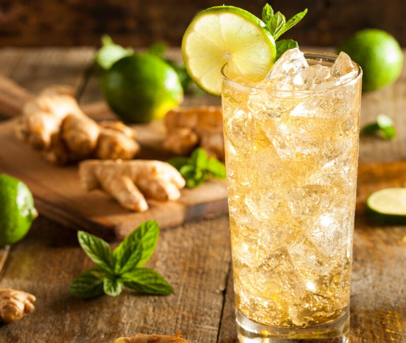 Vodka Ginger